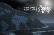 From the Blue Sky into the Jet Black of Space: WHERE SPACE MEETS EARTH: THE COSMIC SHORE Premieres July 16 on Discovery Science