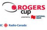 CBC has exclusive weekend coverage of the Men`s and Women`s Rogers Cup, August 11-13
