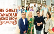 The Search For Canada's Best Amateur Bakers Begins Now as CBC Announces The Return Of The Great Canadian Baking Show