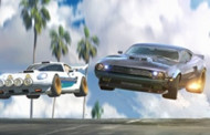 """""""Fast & Furious"""" Races Onto Netflix As Part Of Expanded Relationship With DreamWorks Animation Television"""