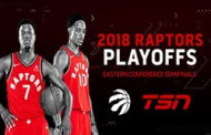 TSN Release: TSN Announces NBA PLAYOFFS Round Two Coverage for the Toronto Raptors, Beginning This Tuesday, May 1
