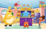New Animated Preschool Series, Esme & Roy, from Sesame Workshop and Corus Entertainment's Nelvana Makes its Monstrous Debut Saturday, August 18 on Treehouse