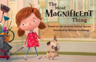 Academy Award® Winner Whoopi Goldberg and Tony Award® Nominee Alison Pill Cast In Nelvana's Forthcoming Animated Short Film The Most Magnificent Thing