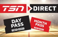 TSN Direct and RDS Direct Announce $4.99 Day Pass Subscriptions are Available Now