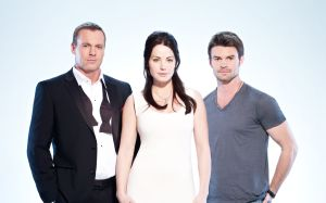 THE LISTENER and SAVING HOPE Return With All-New Episodes August 15 and 16 on CTV
