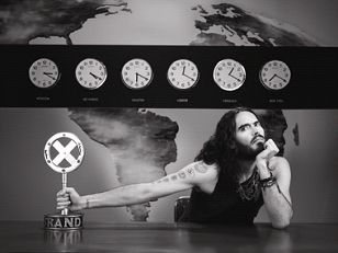 Russell Brand Headlines Laughers on FX Canada Summer Programming Lineup