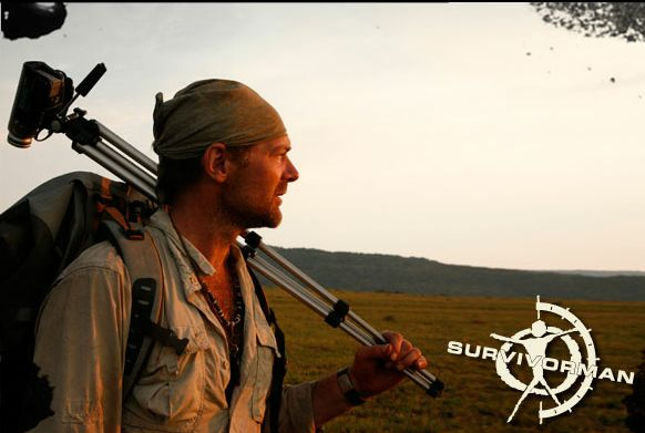 Les Stroud Returns to the Wild with Four New Specials, Survivorman 10 Days, Beginning June 30 on OLN