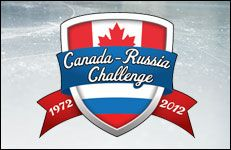 World Hockey Powers Collide in  CANADA-RUSSIA CHALLENGE on TSN and TSN2