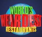 Food Network Renews WORLD'S WEIRDEST RESTAURANTS and EAT ST.