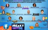 Family Channel's Freaky Freakend Premieres Tomorrow
