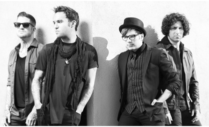 Fans Fall For Fall Out Boy During LIVE AT MUCH, May 23