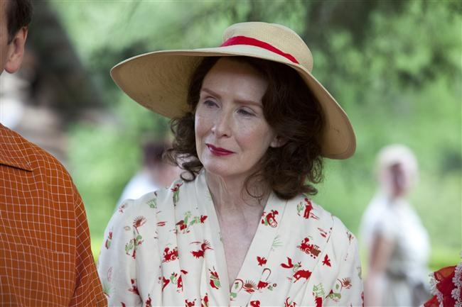 "Frances Conroy stars as ""Maybelle Carter"" in the all-new Lifetime Original Movie, Ring of Fire, premiering Monday, May 27 at 9pm ET/6pm PT on Lifetime."