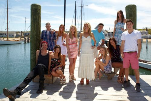 ABC Spark Announces the Cast of the Unscripted Drama Series The Vineyard