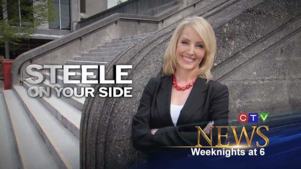 BNN Welcomes CTV B.C.'s STEELE ON YOUR SIDE to Weekend Lineup, Debuting this Saturday