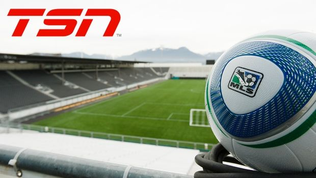 TSN Delivers 19+ Hours of MLS and BPL Coverage April 12-16, Headlined by Sunday's Clash of Championship Contenders, Liverpool vs. Manchester City
