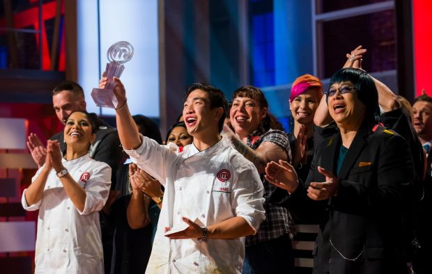 One Cook in the Kitchen: Eric Chong Wins First Ever MASTERCHEF CANADA on CTV