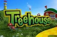 Treehouse Joins Holiday Cheer at Santa Claus Parade