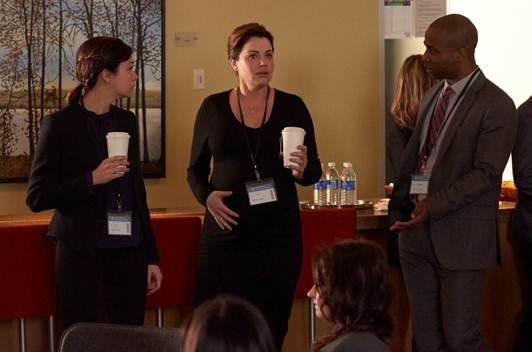 Tragedy Rocks Hope Zion Hospital in the Emotional Season 3 Finale of SAVING HOPE, February 18 on CTV