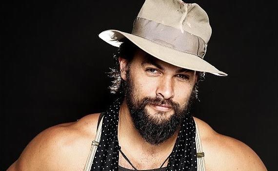 Jason Momoa in Discovery's New Drama FRONTIER