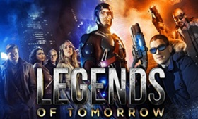 DC's Legends of Tomorrow @ CTV Two, The CW