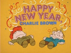 Happy New Year, Charlie Brown! @ ABC