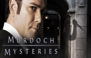 Murdoch Mysteries @ CBC-TV