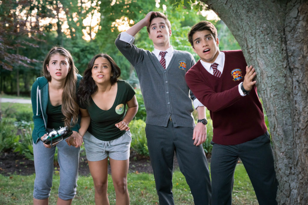 YTV Prepares for More Mischief and Mayhem With Two New Bruno & Boots TV Movies from Gordon Korman's Macdonald Hall Series