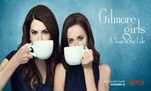 Gilmore girls: A Year in the Life @ Netflix
