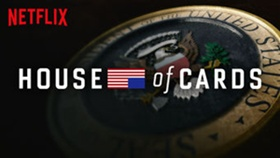 House of Cards @ Netflix Canada