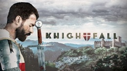 History's Knights Templar Drama KNIGHTFALL Featuring Mark Hamill's Series Debut Returns For Season 2 on Monday March 25 at 10PM ET/PT