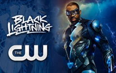 Black Lightning @ The CW