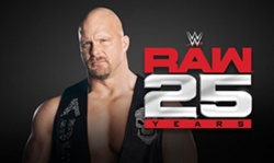 WWE® to Celebrate 25th Anniversary of Raw® Live on USA Network on January 22