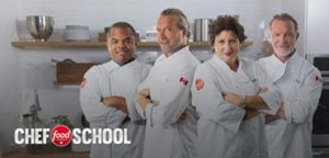 NOW IN SESSION:  FOOD NETWORK CANADA CHEF SCHOOL LAUNCHES ON FOODNETWORK.CA