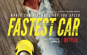 Money Can't Always Buy You Speed! Netflix's First Global Original Motor Series!