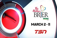 TSN Heads to Regina for Live Coverage of the 2018 TIM HORTONS BRIER, Beginning Tonight