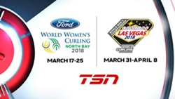 The 2018 World Curling Championships Culminate TSN's Season of Champions Curling Coverage Beginning Tomorrow
