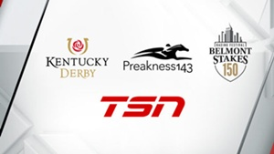 TSN Delivers the 2018 American Triple Crown Series, Beginning with the 144th Running of the KENTUCKY DERBY on May 5
