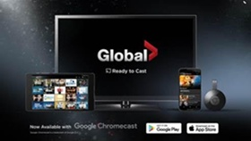 Global TV App Launches New All-In-One Streaming Experience Featuring More Networks and Shows Available Now Live and On Demand