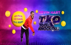 HOLD ON TIGHT! NEW COMPETITION SERIES TKO: TOTAL KNOCK OUT JOINS GLOBAL'S SUMMER SCHEDULE BEGINNING JULY 11