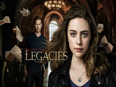 Legacies @ Showcase, The CW