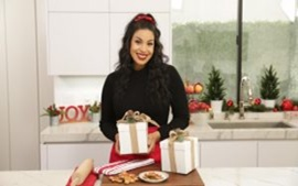 Kin Original Production How To Holiday With Jordin Sparks and Friends To Air on Food Network Canada December 1