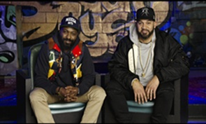 Showtime® To Premiere Highly Anticipated New Late-Night Series Desus & Mero on Thursday February 21 at 11 PM ET/PT