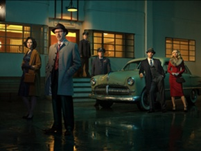 History®'s New Drama Series PROJECT BLUE BOOK Premieres January 8 at 10PM ET/PT