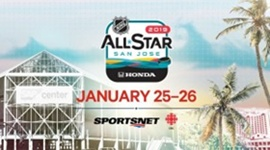 Sportsnet Knows the Way to San Jose: Canada's Home of Hockey Delivers Exclusive Coverage of the 2019 Honda NHL All-Star Weekend, January 25 & 26