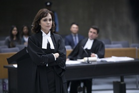 First Look at CBC's New Original Drama Street Legal