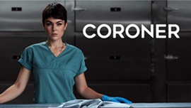 CBC's Breakout Hit Original Drama CORONER Begins Production on Season 2