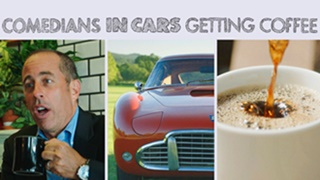 """""""Comedians in Cars Getting Coffee"""" Returns to Netflix July 19, 2019"""
