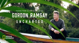 Gordon Ramsay: Uncharted – The Highly-Anticipated Series Premieres August 27 at 10 p.m. ET/PT on National Geographic