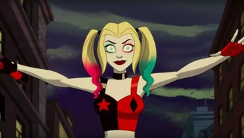 Gotham's Queenpin Comes Out Swinging on December 8 With The Series Premiere Of Harley Quinn on Adult Swim
