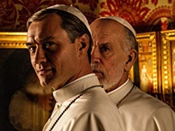 THE NEW POPE debuts Jan. 13, only on Crave